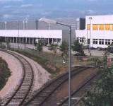 Verkehrserschließung Versandzentrum Otto Versand
