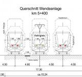 Wendeanlage Eschborn-Niederhöchstadt