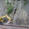 Felssicherungsmaßnahmen Mittelrhein