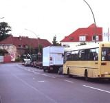 Einrichtung von Sonderfahrstreifen für Linienbusse in Berlin