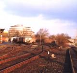 Grundsatzuntersuchung für die Betriebswerkstatt der Kassel-Naumburger-Eisenbahn AG – KNE