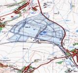 Erschließung eines Gewerbegebietes mit 180 ha + Kläranlage