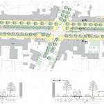 Erstellung eines Projektstrukturplanes für den Umbau der Friedrich-Ebert-Straße in Kassel