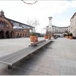 Neubau ICE-Bahnhof Erfurt und Umfeld